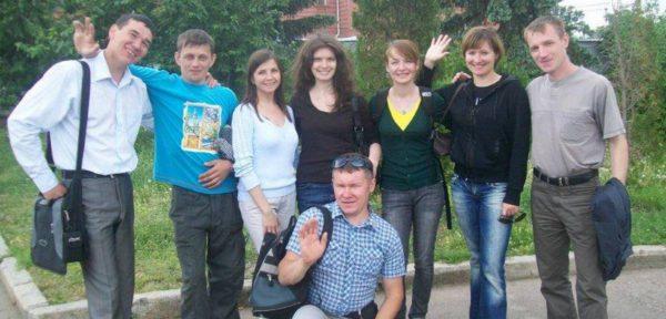 Церковь в Казани помогает людям принять крещение