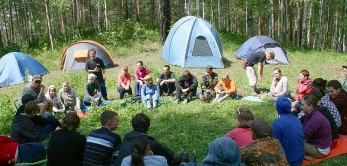 Христианские походы в Екатеринбурге: духовный отдых на природе