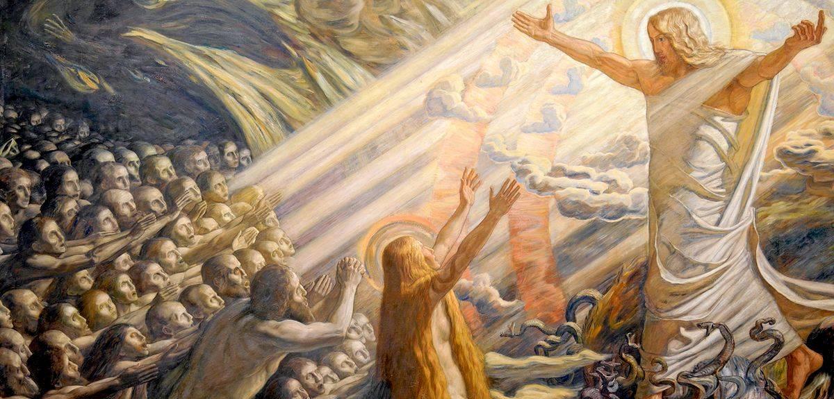 Был ли Иисус Христос в аду - спускался ли в ад согласно Библии?