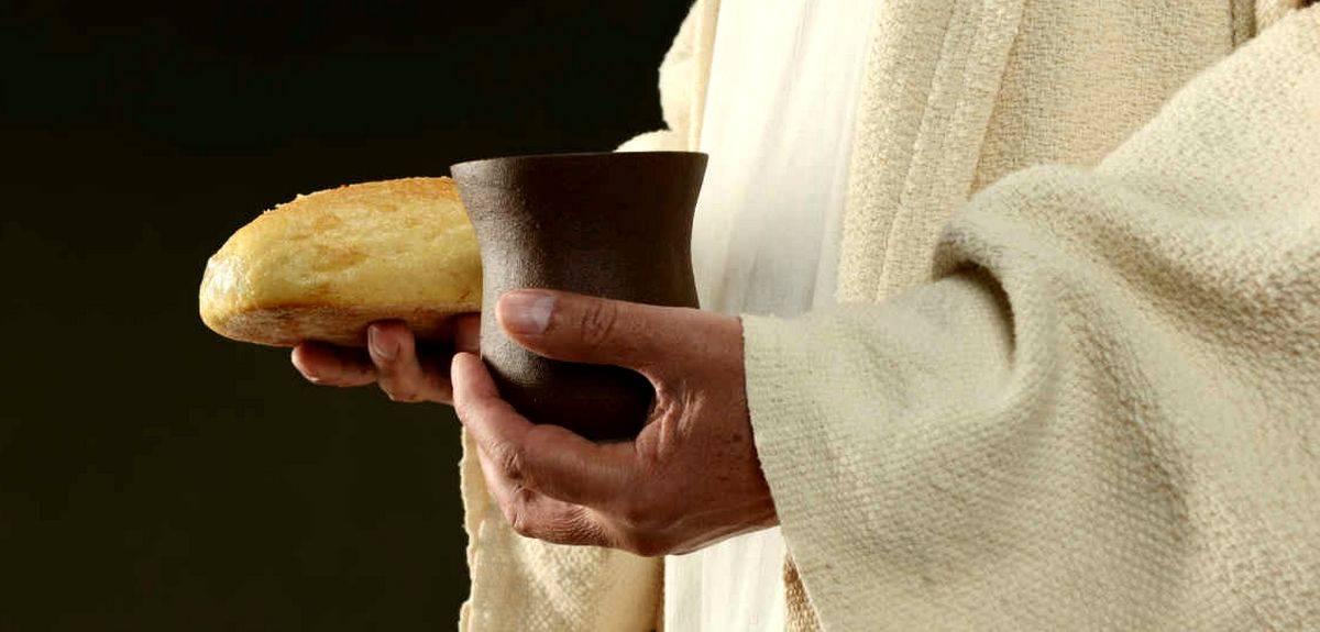 Деяния 2 глава описывает христианскую трапезу или причащение?