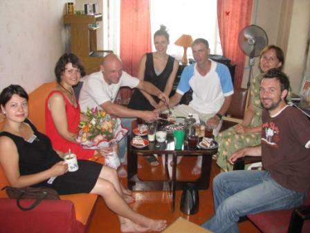 Состоялось первое христианское собрание церкви в г. Волжском