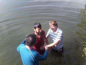 Несколько историй о крещении во Владимире