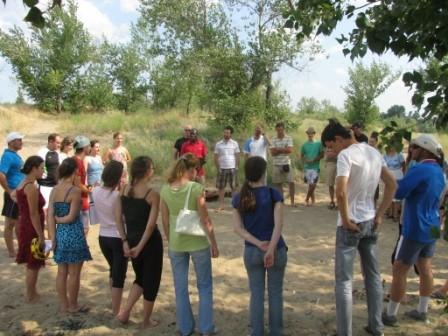 Новости о жизни христиан в городе Волжском