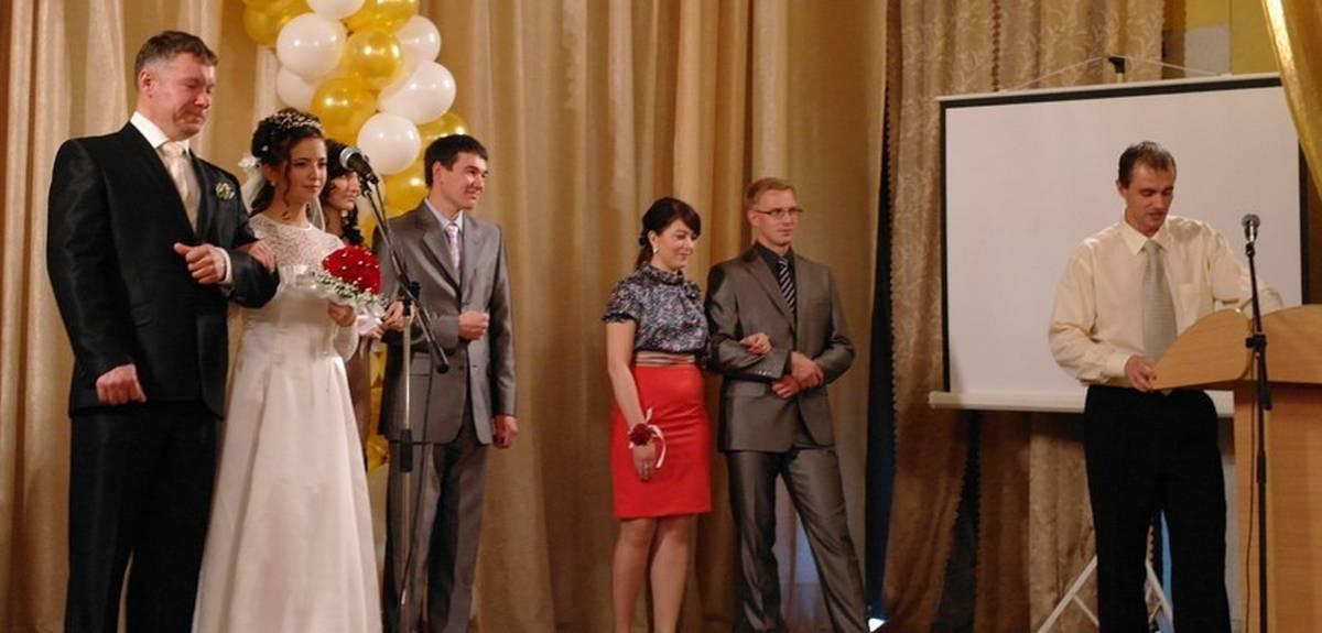 Христианские свадьбы в Уфе: запись венчания Алексея и Татьяны