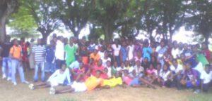 В церкви в Абиджане состоялась первая христианская служба подростков