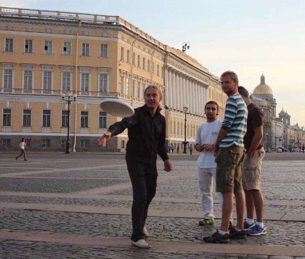 Очерк участника миссионерской команды в Санкт-Петербурге