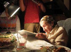 Церковь в Минске простилась с 96-летней Таисией Дмитриевной
