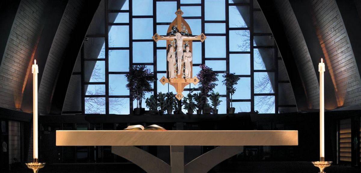 Алтарь в Библии или жертвенник неведомому Богу - Деяния 17 глава