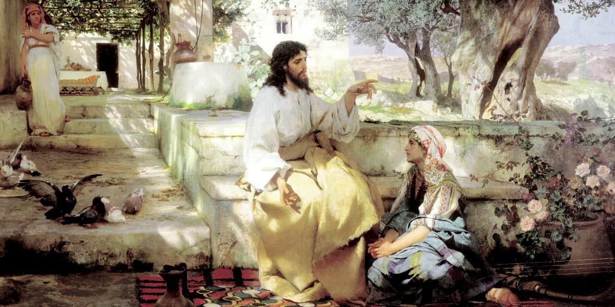 Был ли Иисус Христос женат на Марии Магдалине?