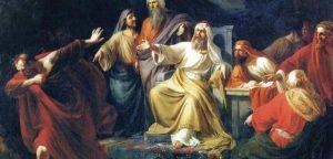Самоубийство Иуды Искариота - два описания в Библии?