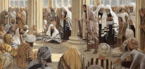 Святой Дух в книге Деяний и его связь с крещением
