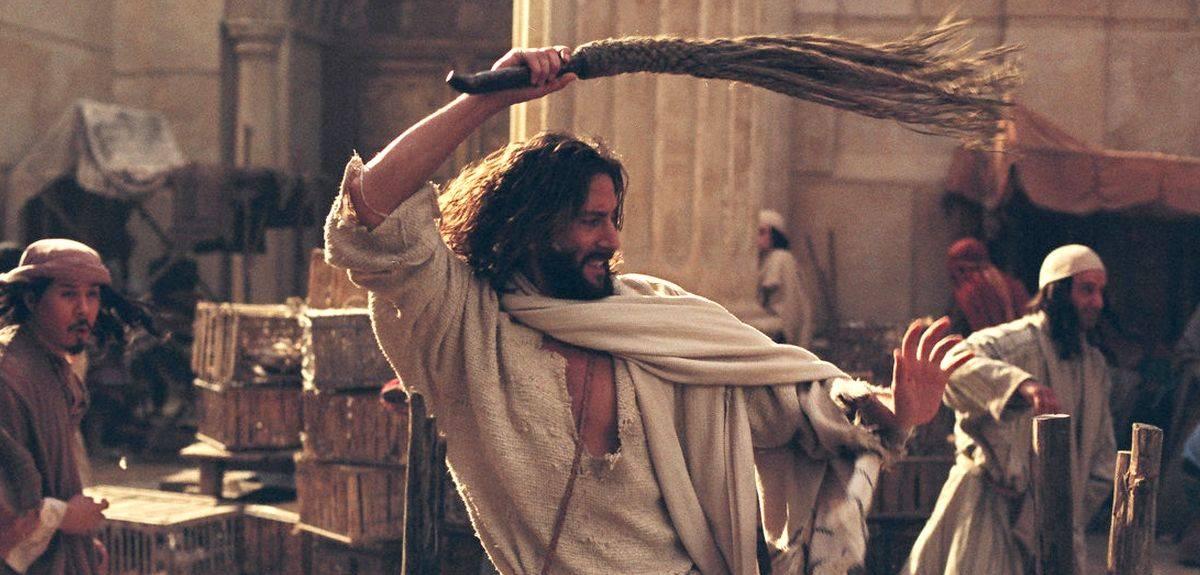 Почему Иисус Христос изгнал торговцев или менял из храма?