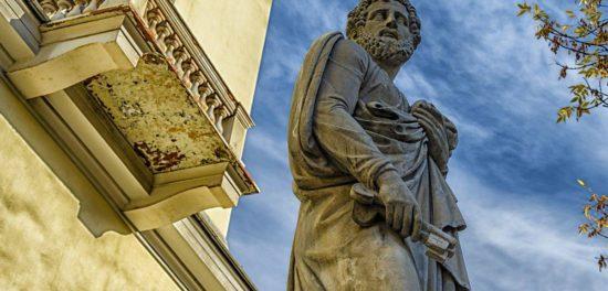 Ключи апостола Петра - что за ключи от царства?