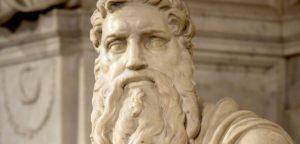 Пророк Моисей убил египтянина, почему Бог дал ему 10 заповедей?