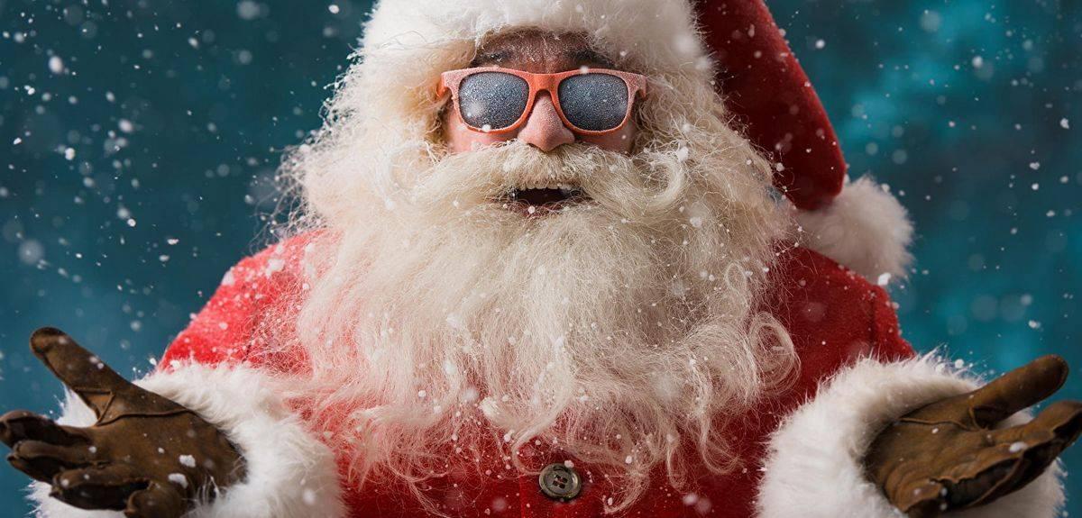 Вся правда о Санта Клаусе в шуточной форме