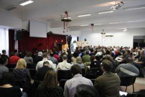 Отчет о собрании делегатов церквей Христа в 2011 году