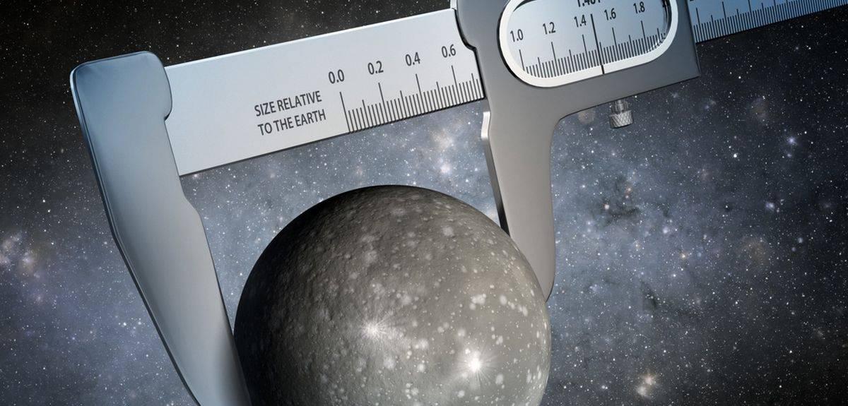 Разве невозможно измерить небо и землю согласно Библии?