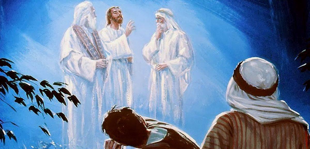 Какой смысл истории преображения Господня на горе