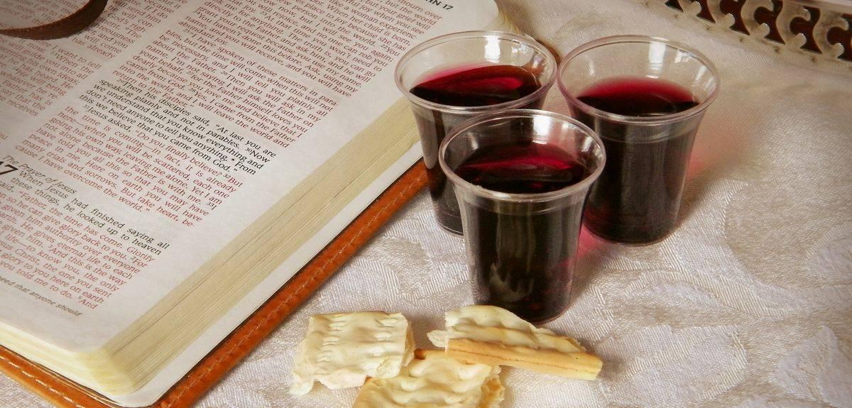 Вопросы о причащении в современной христианской церкви
