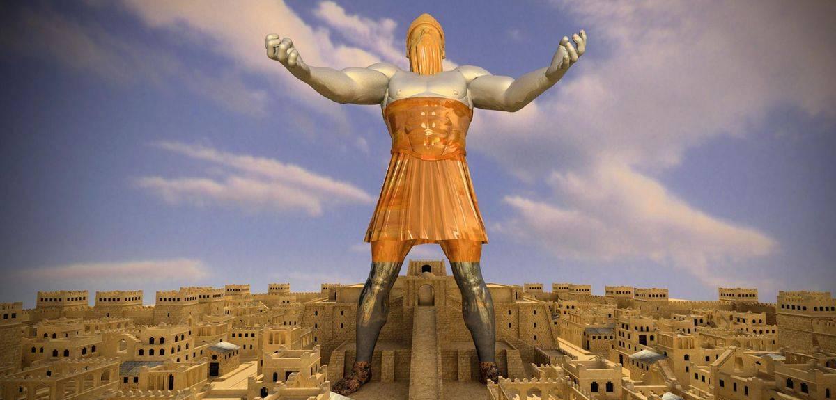 Статуя из железа и глины: видения пророка Даниила