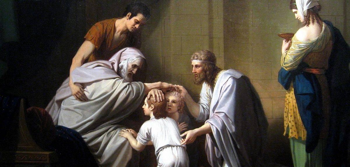 Спасение в Ветхом Завете было благодаря Иисусу Христу?