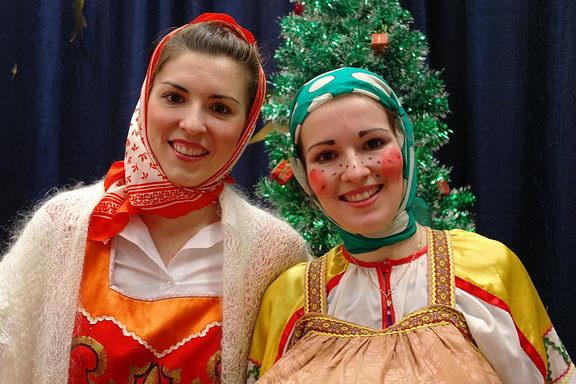 """""""Волшебный колодец"""" - рождественская сказка для детей. Видео"""