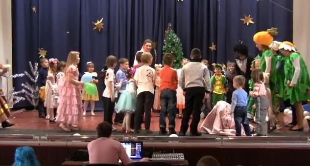Рождественская сказка для детей поставлена в Екатеринбурге