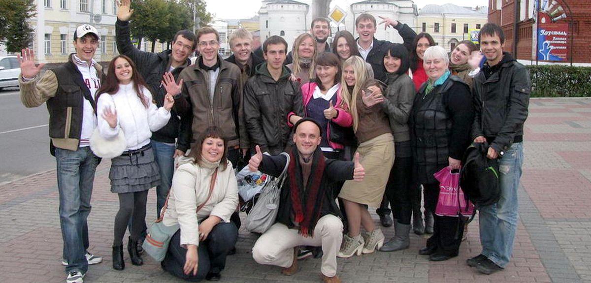 Христиане из Ярославля посетили церковь во Владимире
