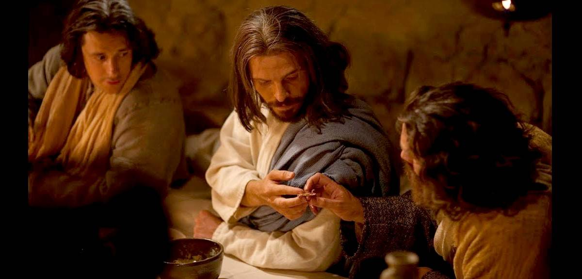"""Зачем Иисус сказал """"Ешьте тело Мое и пейте кровь Мою""""?"""