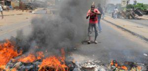 Как Церковь Христа в Абиджане переживает гражданскую войну