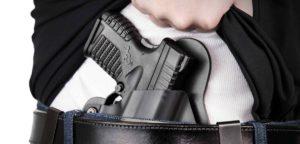 Можно ли христианину иметь огнестрельное оружие?