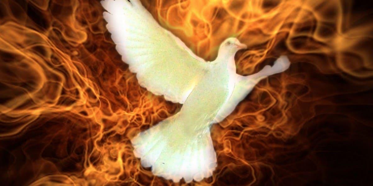 Крещение огнем в Евангелии от Иоанна