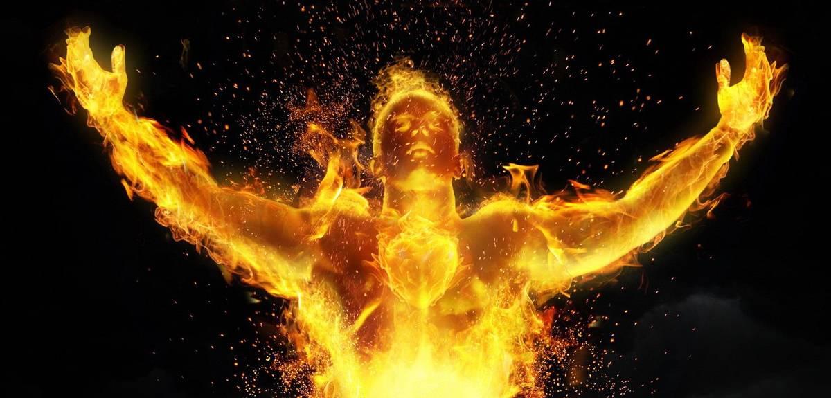 Что такое крещение огнем согласно Библии (Евангелие от Иоанна)?