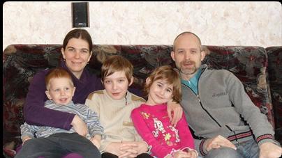 Усыновление ребенка в Москве: история счастливой семьи