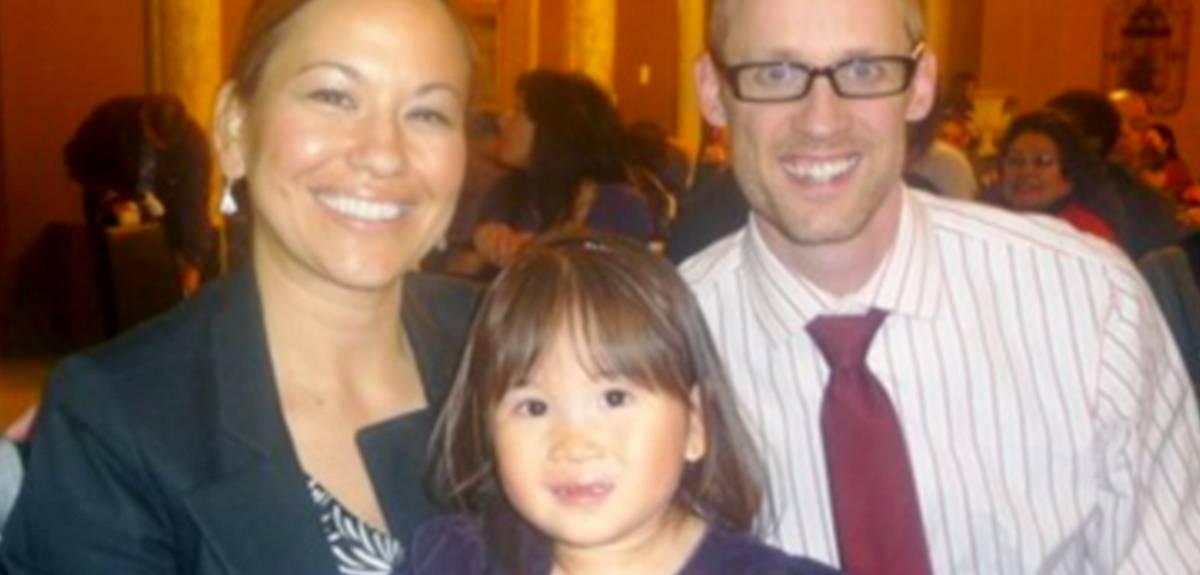История усыновления детей со всего мира: семья Шеннон и Джанеллы