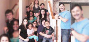 Наш опыт усыновления детей: история семьи Стефана и Донны