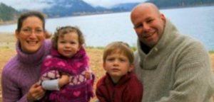 Счастливые истории усыновления: чудо в семье Шокли