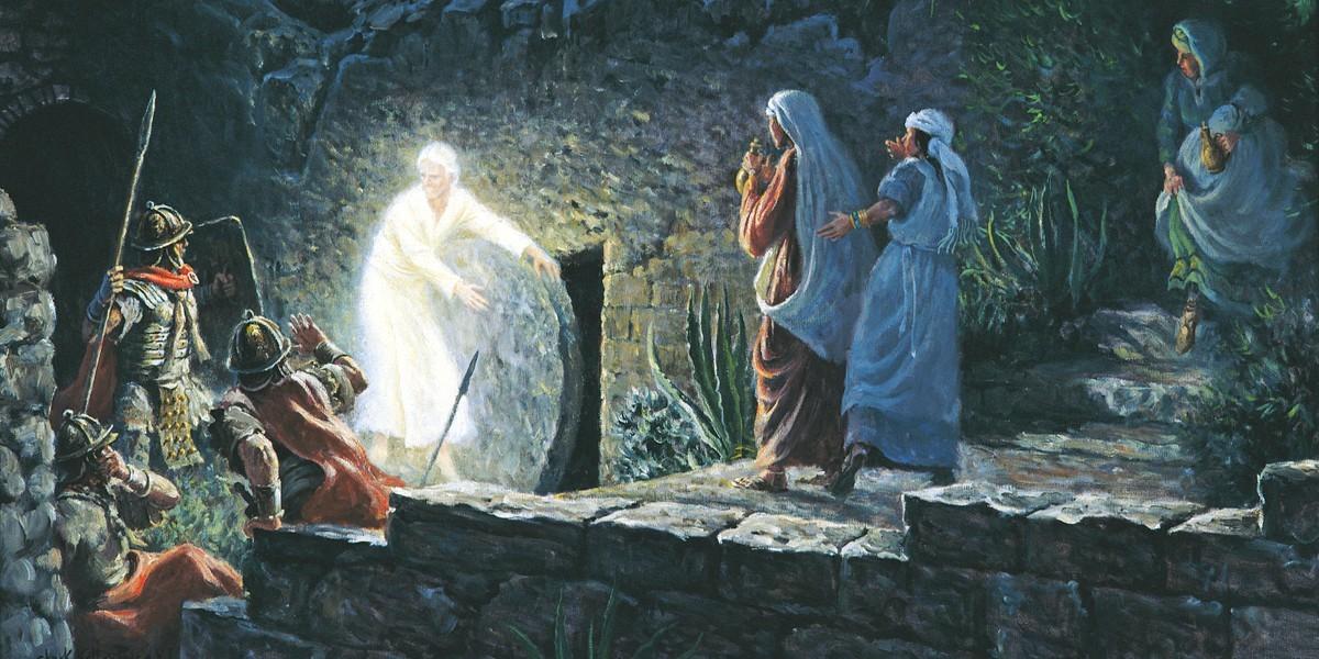 Мария Магдалина была первой у гробницы Иисуса Христа?