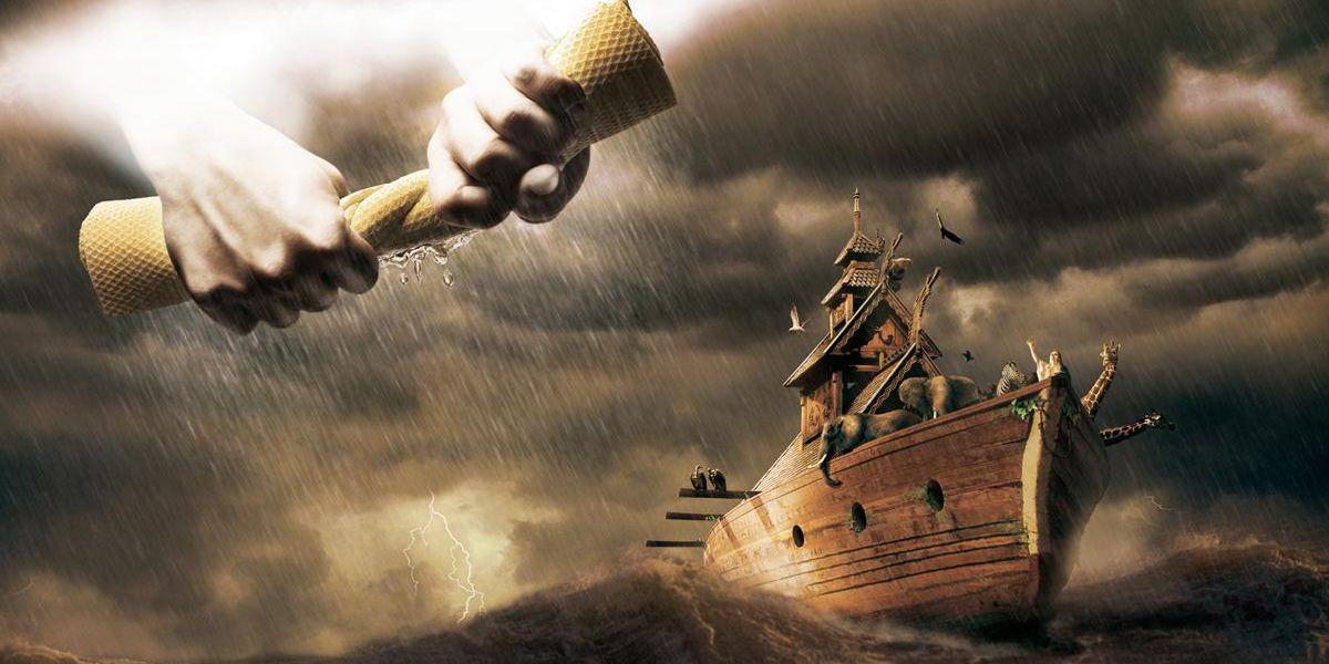Доказательства всемирного потопа существуют или нет?