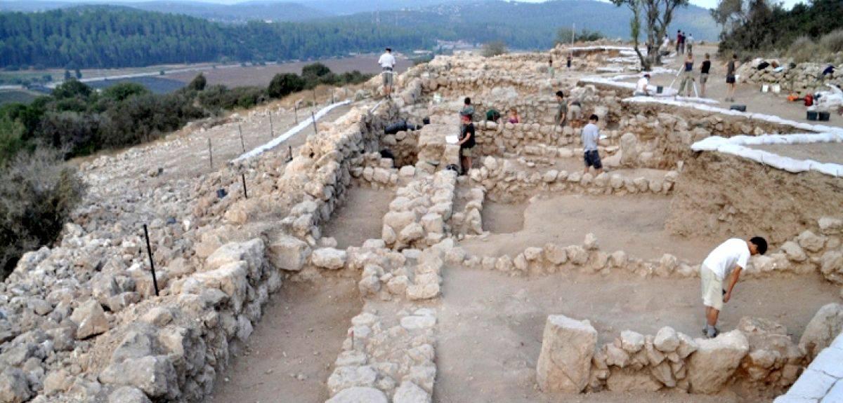 Раскопки на Хирбет Кейафа – находка библейских времен