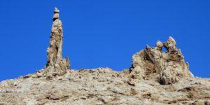 Жена Лота и соляной столб - толкование Библии