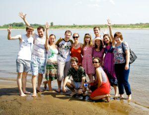 Крещение в городе Волжском - я с детства общался с Богом