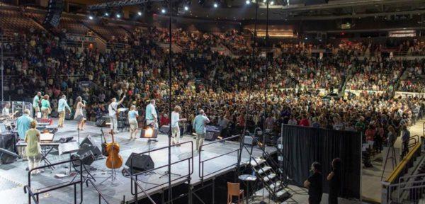 Церковь Христа в Далласе: духовные уроки по строительству церкви