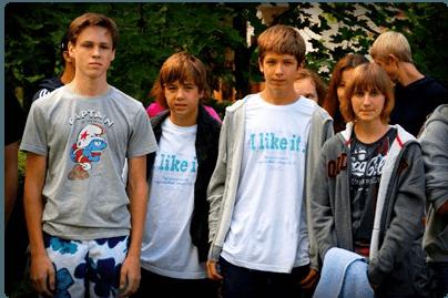 Крещение подростков в Москве которое все ждали