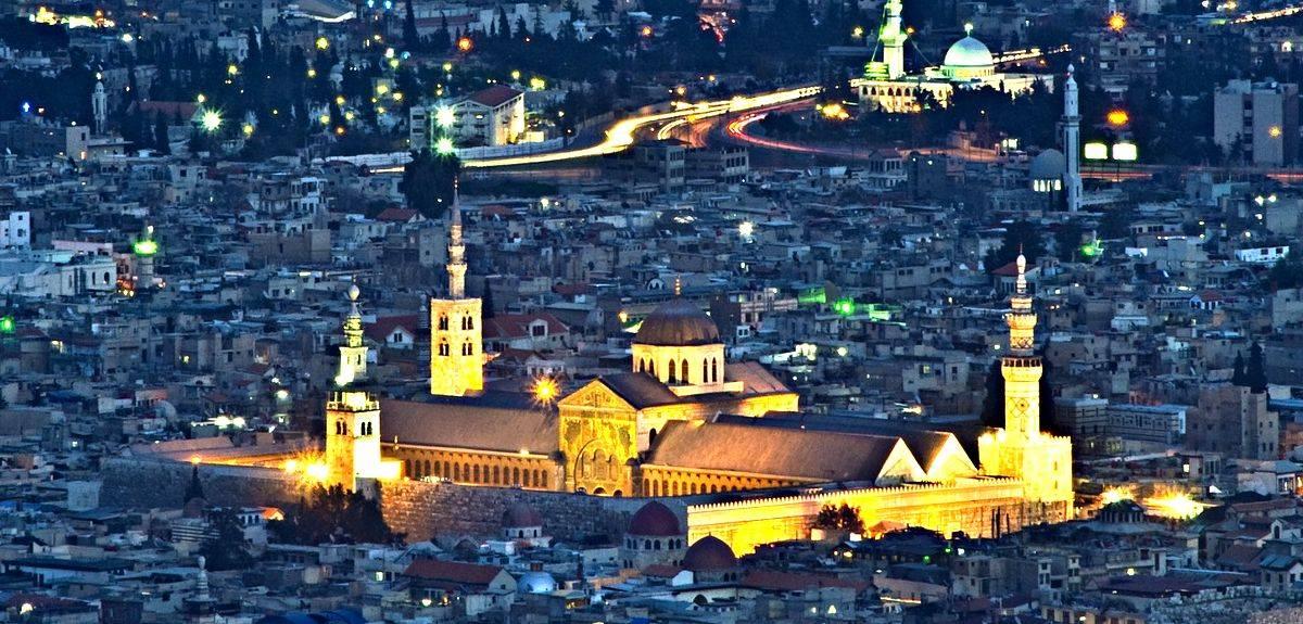 Пророчество о Дамаске в книге Исайи и события в Сирии
