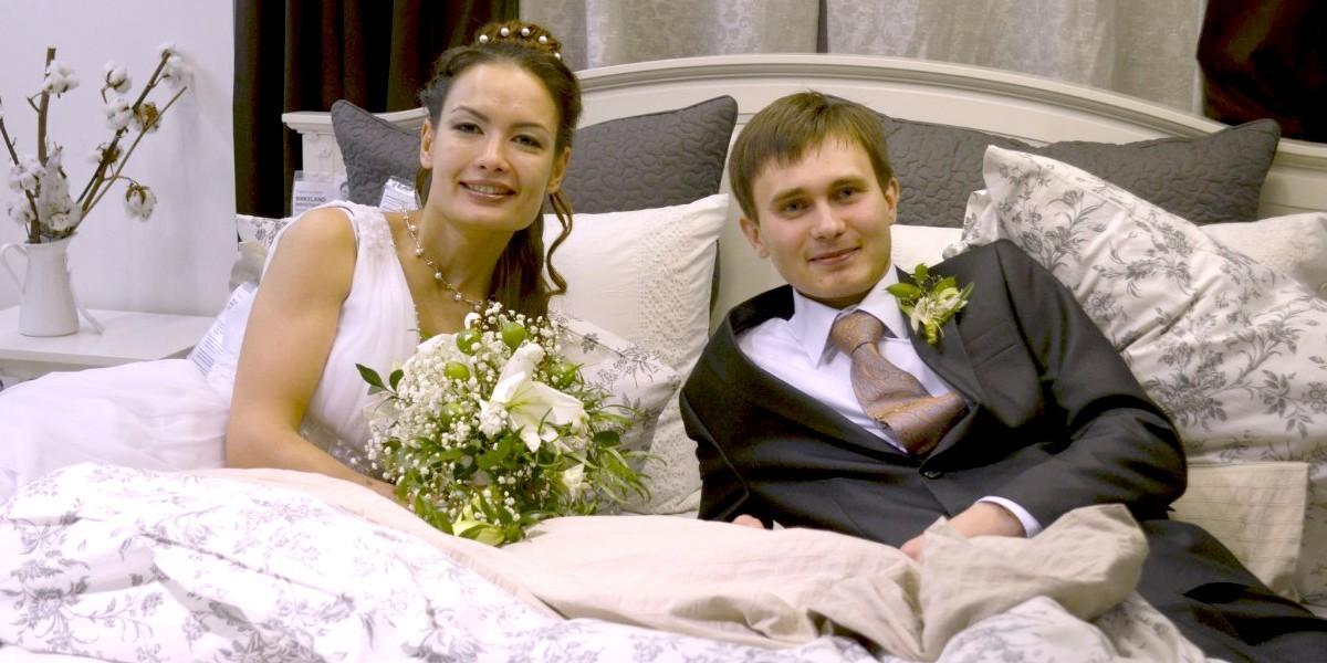 Свадьба в Екатеринбурге: церемония венчания Романа и Инны