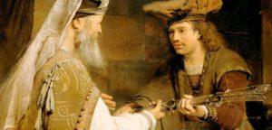 Ахимелех - кем был священник, который помог Давиду?