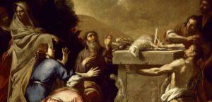 История жертвоприношений Богу и Библия