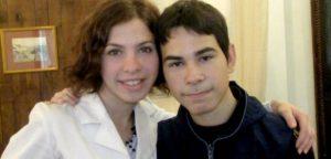 Крещение в церкви города Владимира: история моего брата
