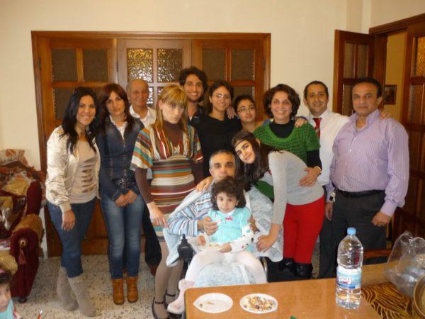 Крещение в Ливане: катастрофа помогла задуматься о Боге